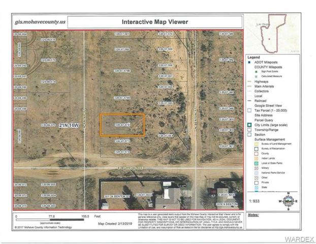 tbd Swing Drive, Kingman, AZ 86409 (MLS #955645) :: The Lander Team