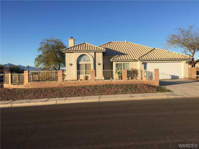 1695 Kyle Avenue, Bullhead, AZ 86442 (MLS #955646) :: The Lander Team
