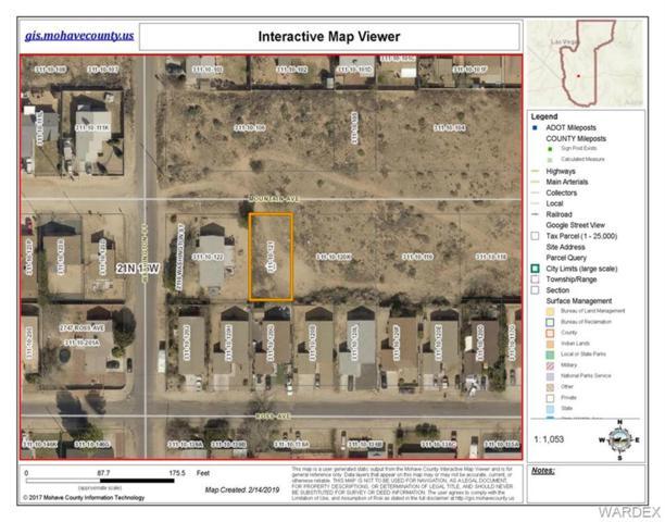 0 Mountain, Kingman, AZ 86401 (MLS #955761) :: The Lander Team