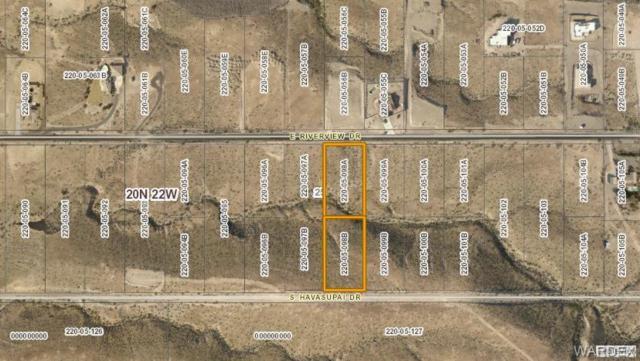 2340 Riverview Drive, Bullhead, AZ 86442 (MLS #955784) :: The Lander Team