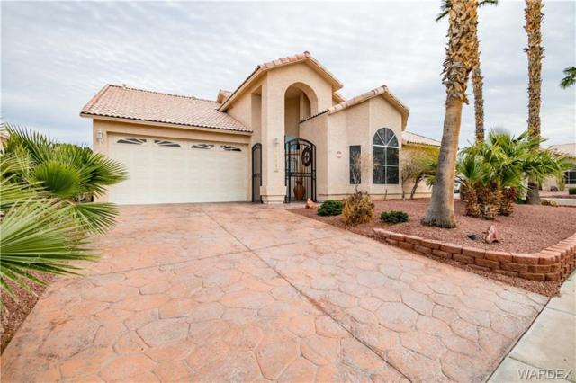 5550 S Club House Drive, Fort Mohave, AZ 86426 (MLS #955792) :: The Lander Team