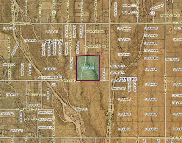 28.72 Acres S Mormon Flat Road, Golden Valley, AZ 86413 (MLS #955797) :: The Lander Team