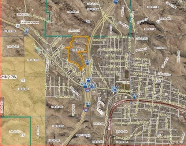NA Lampton, Kingman, AZ 86402 (MLS #955816) :: The Lander Team