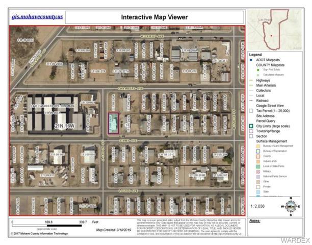 2503 Simms Ave, Kingman, AZ 86401 (MLS #955830) :: The Lander Team