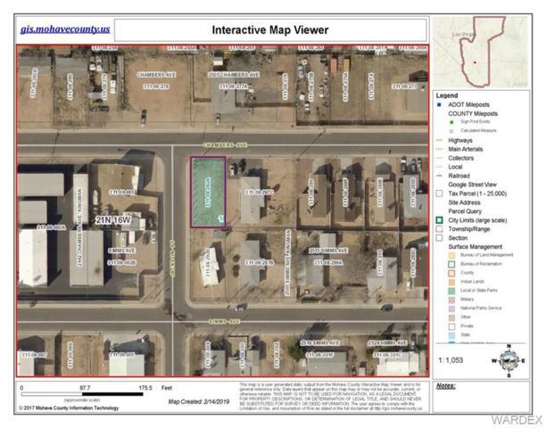 5000 SF Chambers Avenue, Kingman, AZ 86401 (MLS #955832) :: The Lander Team