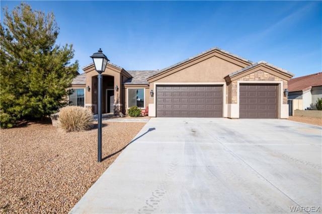 4933 N Neal Ranch Road, Kingman, AZ 86401 (MLS #955862) :: The Lander Team
