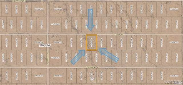 Lot 250 Linda Road, Kingman, AZ 86401 (MLS #955870) :: The Lander Team