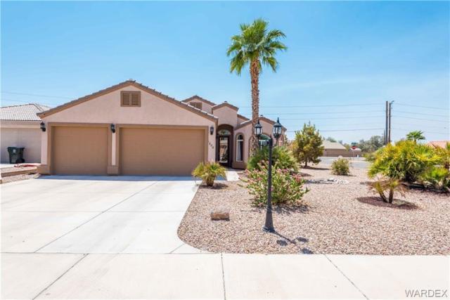 1680 Alcazar Way, Fort Mohave, AZ 86426 (MLS #955887) :: The Lander Team