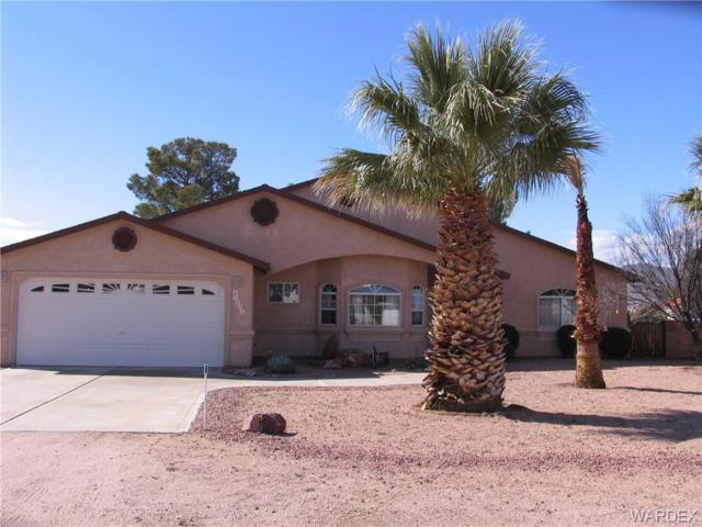 7808 E Concho Drive, Kingman, AZ 86401 (MLS #955907) :: The Lander Team