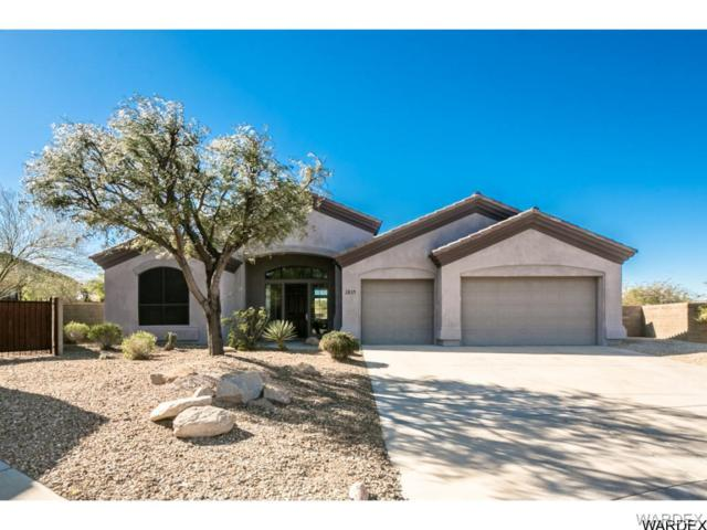 2834 Sidewheel Drive, Bullhead, AZ 86429 (MLS #955940) :: The Lander Team