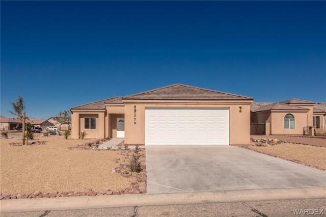 2079 E Jamie Road, Fort Mohave, AZ 86426 (MLS #955943) :: The Lander Team