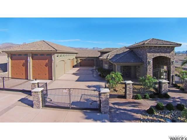 2930 Sinyala Canyon Drive, Bullhead, AZ 86429 (MLS #956060) :: The Lander Team