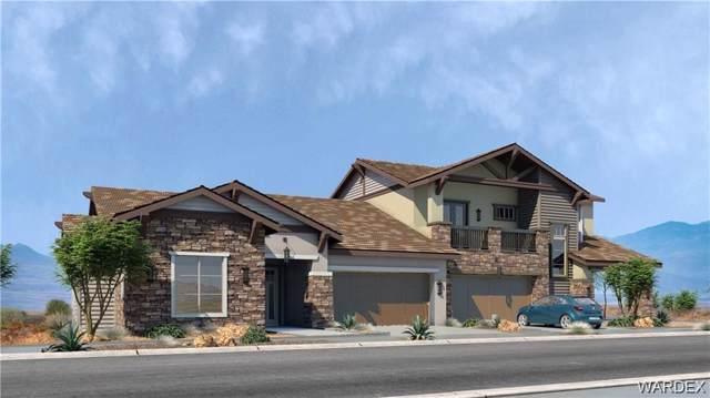 1363 Harker Court Lot 93, Bullhead, AZ 86429 (MLS #956070) :: The Lander Team