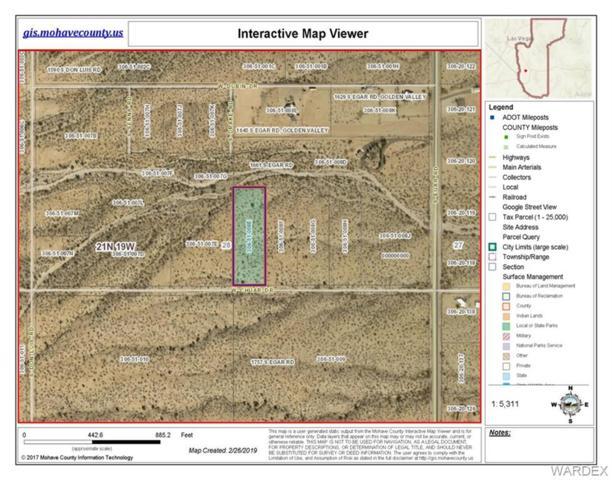 TBD W Chuar, Golden Valley, AZ 86413 (MLS #956105) :: The Lander Team