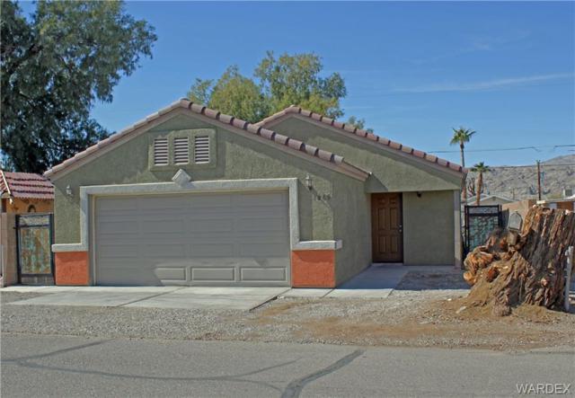 1869 Montclair Drive, Bullhead, AZ 86442 (MLS #956170) :: The Lander Team