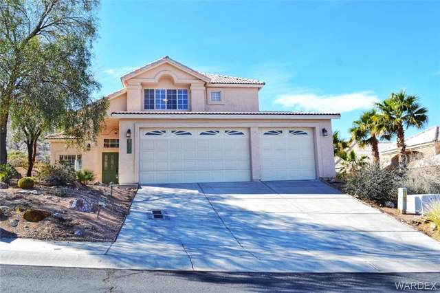 2878 Desert Vista Drive, Bullhead, AZ 86429 (MLS #956196) :: The Lander Team