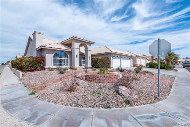 1877 E Clear Lake Drive, Fort Mohave, AZ 86426 (MLS #956215) :: The Lander Team