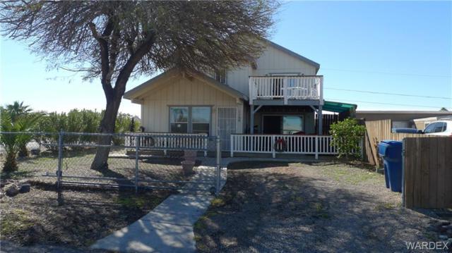 1124 Sahuaro Drive, Bullhead, AZ 86442 (MLS #956233) :: The Lander Team