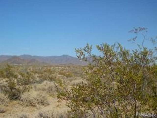 0000 S Alan Road, Yucca, AZ 86438 (MLS #956248) :: The Lander Team