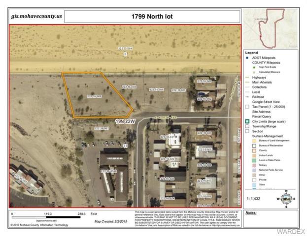 1799 North Avenue, Bullhead, AZ 86442 (MLS #956279) :: The Lander Team