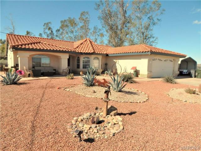 10189 S St George Road, Mohave Valley, AZ 86440 (MLS #956388) :: The Lander Team