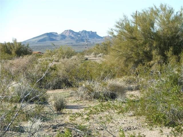 Lot 83 Dorothy Road, Yucca, AZ 86438 (MLS #956464) :: The Lander Team