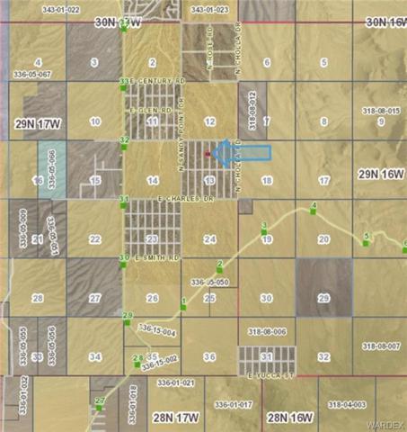 26885 N Rose Road, Meadview, AZ 86444 (MLS #956474) :: The Lander Team