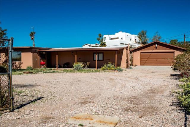 4209 El Camino Road, Bullhead, AZ 86429 (MLS #956590) :: The Lander Team