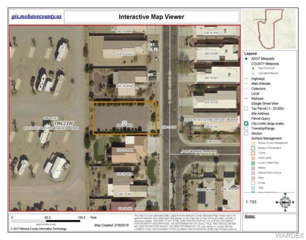 4703 S Reyes Adobe Drive, Fort Mohave, AZ 86426 (MLS #956615) :: The Lander Team
