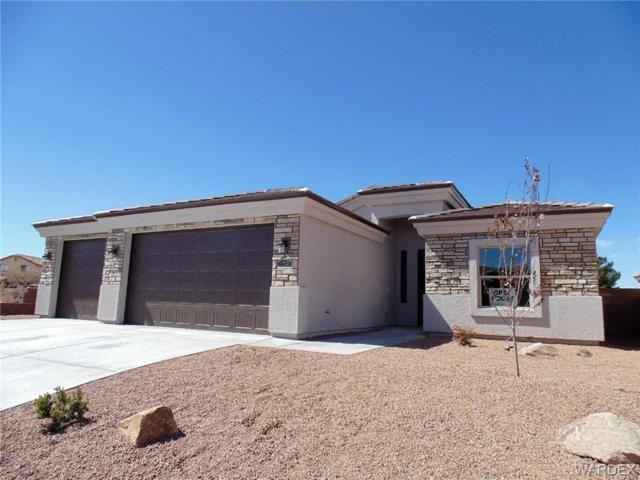 2333 Ginger Street, Kingman, AZ 86401 (MLS #956650) :: The Lander Team