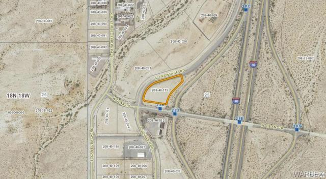Lot 3802 S Frontage Road, Yucca, AZ 86438 (MLS #956662) :: The Lander Team