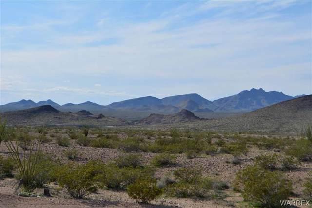 Parcel 3085 Golden Spike Road, Yucca, AZ 86438 (MLS #956690) :: The Lander Team