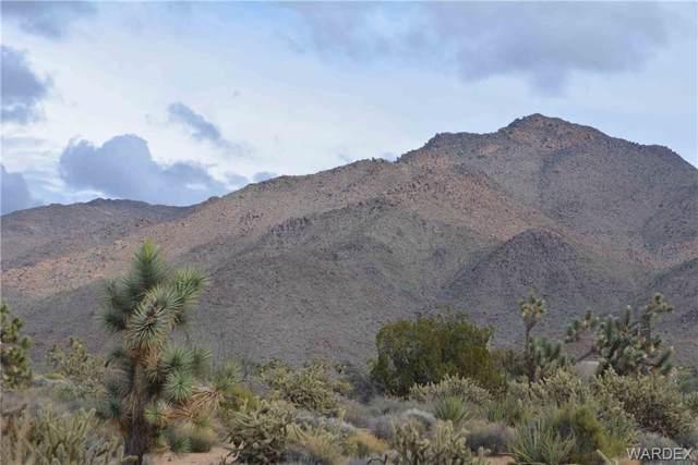 Parcel 2694 Rimrock Drive, Yucca, AZ 86438 (MLS #956691) :: The Lander Team
