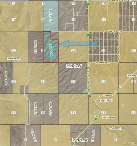 336- 05-051, Meadview, AZ 86444 (MLS #956722) :: The Lander Team