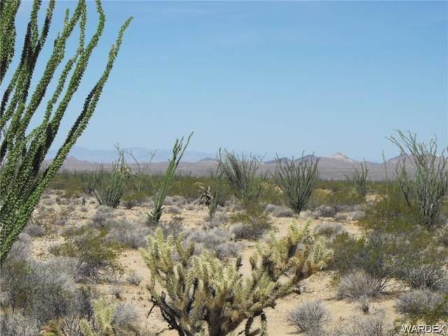 27 W Cielo Road, Yucca, AZ 86438 (MLS #956726) :: The Lander Team
