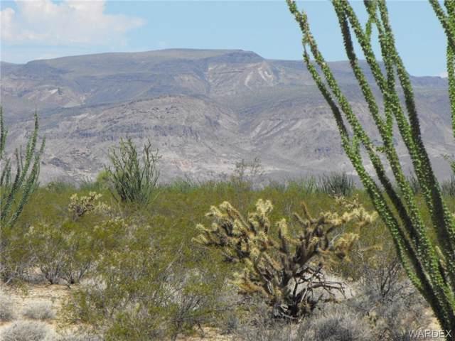 36 W Cielo Road, Yucca, AZ 86438 (MLS #956729) :: The Lander Team