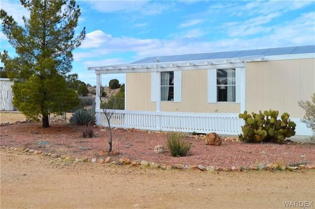 11297 E Calle Cochise, Kingman, AZ 86401 (MLS #956734) :: The Lander Team