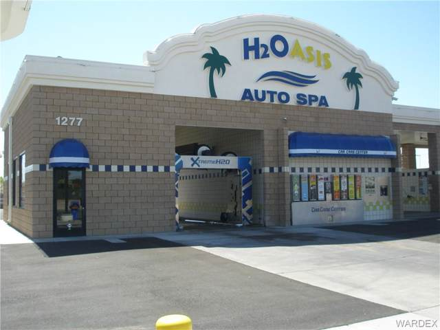 1277 E Levee Drive, Mohave Valley, AZ 86440 (MLS #956738) :: The Lander Team