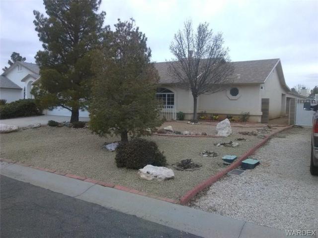 3781 E Potter Avenue, Kingman, AZ 86409 (MLS #956769) :: The Lander Team