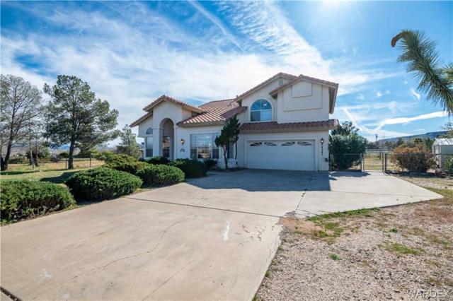 4245 N Glen Road, Kingman, AZ 86409 (MLS #956785) :: The Lander Team