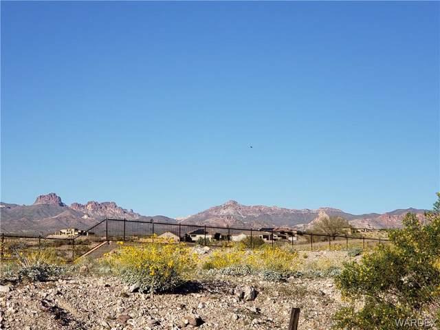3076 Fort Mojave Drive, Bullhead, AZ 86429 (MLS #956787) :: The Lander Team