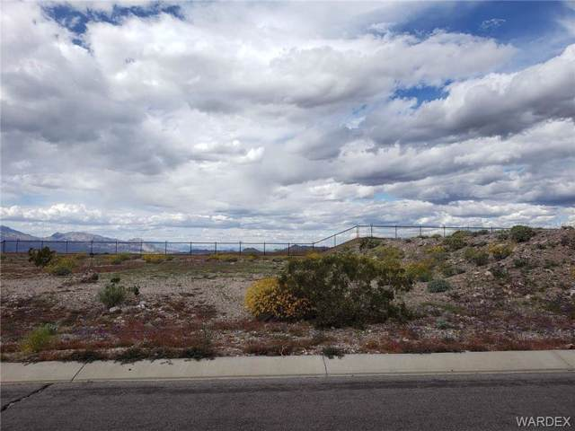 3193 Gila Drive, Bullhead, AZ 86429 (MLS #956792) :: The Lander Team