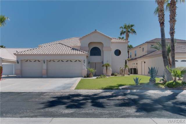 6108 S Los Lagos Circle, Fort Mohave, AZ 86426 (MLS #956801) :: The Lander Team