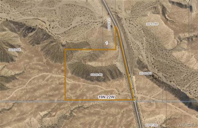 000 S Arroyo Vista Drive, Bullhead, AZ 86442 (MLS #956828) :: The Lander Team
