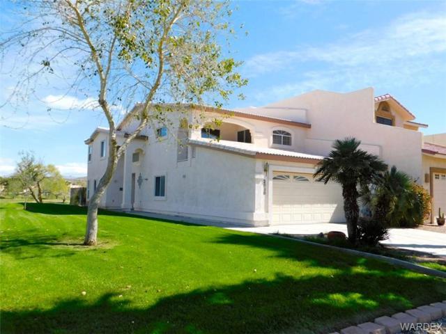 2838 Camino Del Rio, Bullhead, AZ 86442 (MLS #956856) :: The Lander Team