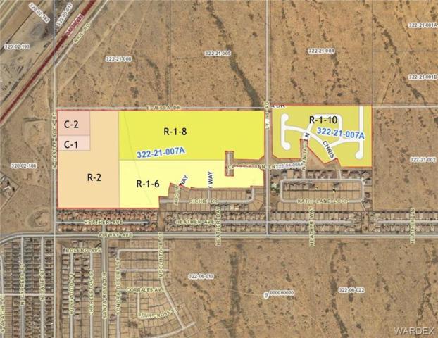 0 Castlerock Village Tract 6010A, Kingman, AZ 86401 (MLS #956865) :: The Lander Team