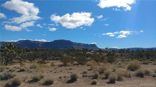 27085 N Pear Avenue, Meadview, AZ 86444 (MLS #956887) :: The Lander Team