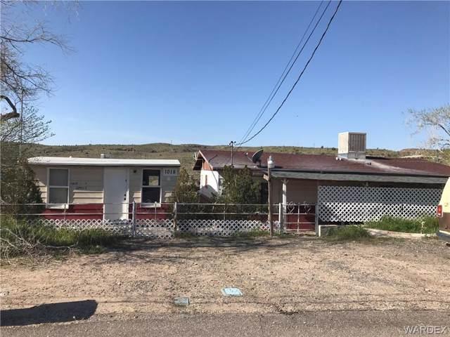 1022 Kit Carson Road, Kingman, AZ 86401 (MLS #956891) :: The Lander Team