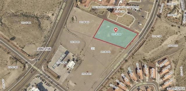 3021 Desert Sky Boulevard, Bullhead, AZ 86442 (MLS #956892) :: The Lander Team