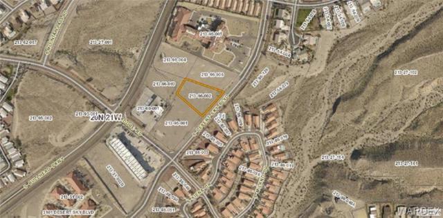 3047 Desert Sky Boulevard, Bullhead, AZ 86442 (MLS #956904) :: The Lander Team